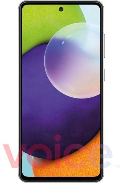 Hình ảnh render của Galaxy A72 5G được đăng bởi Evan Blass