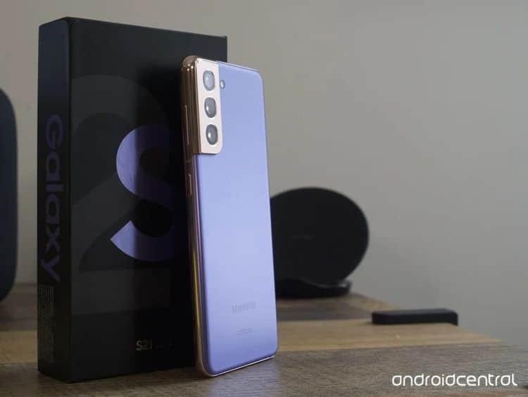 Đánh giá thiết kế của Galaxy S21