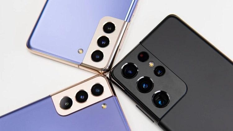 Galaxy S21 nhận bản cập nhật mới giúp cải thiện Camera và Quick Share