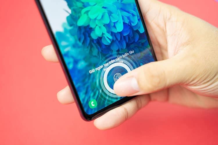 Galaxy S20 FE phiên bản chip Snapdragon