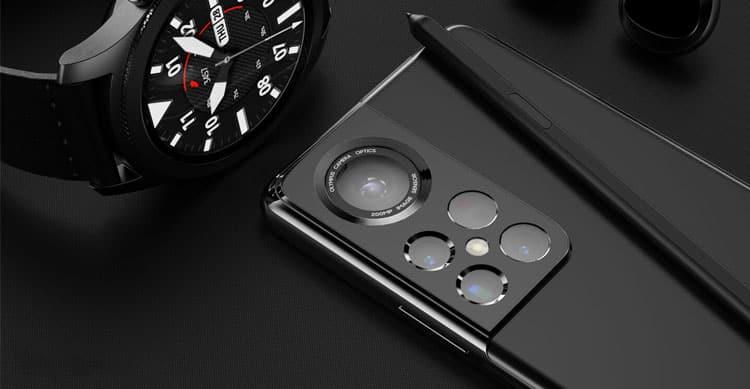 Galaxy S22 Ultra Concept