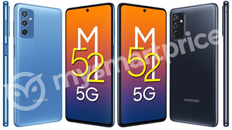 Galaxy M52 5G
