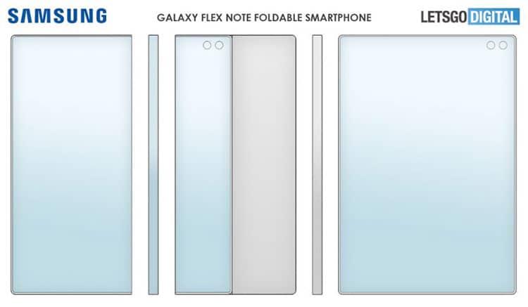 Galaxy Flex Note